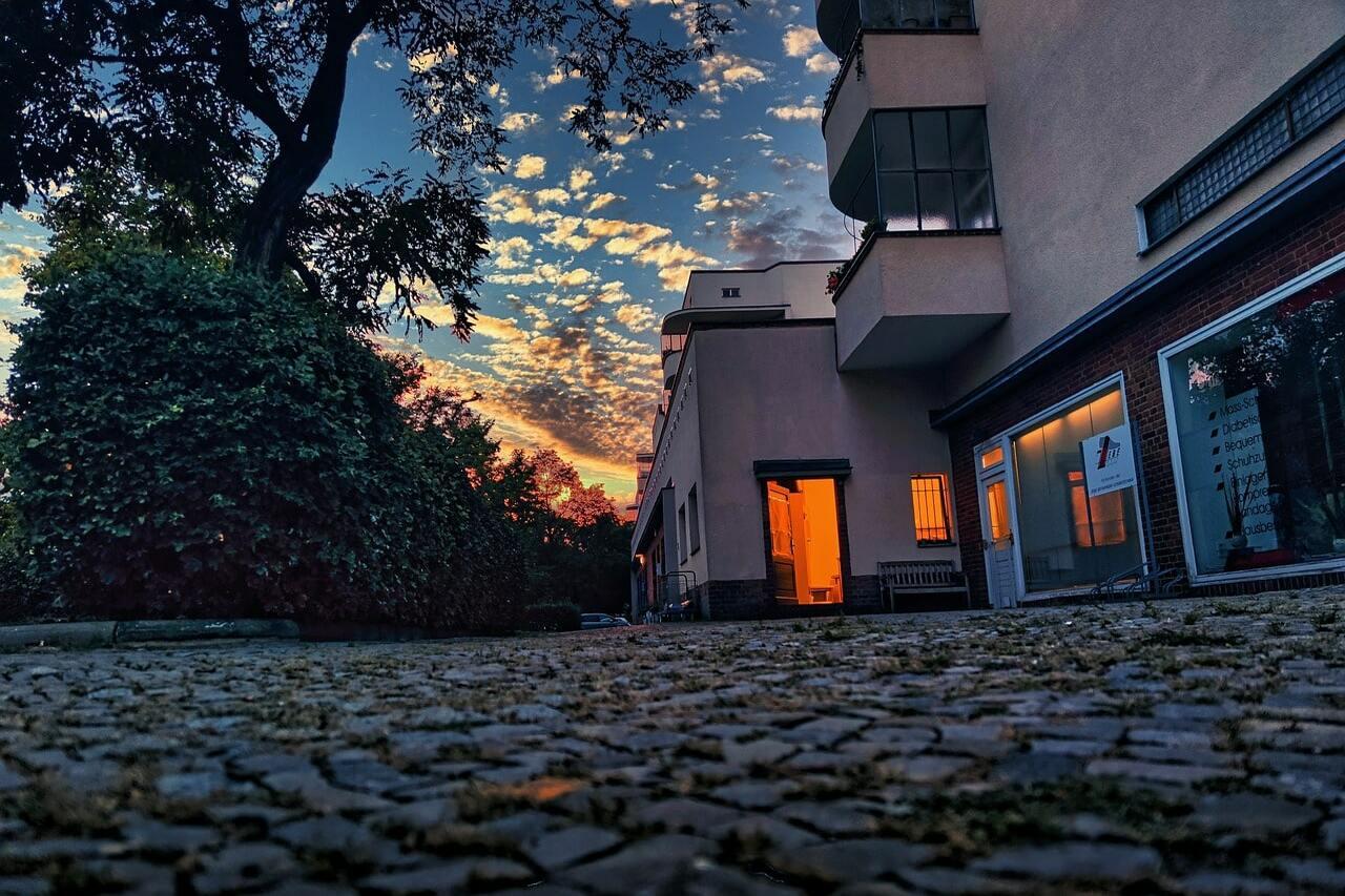 financement bien immobilier à Berlin en Europe