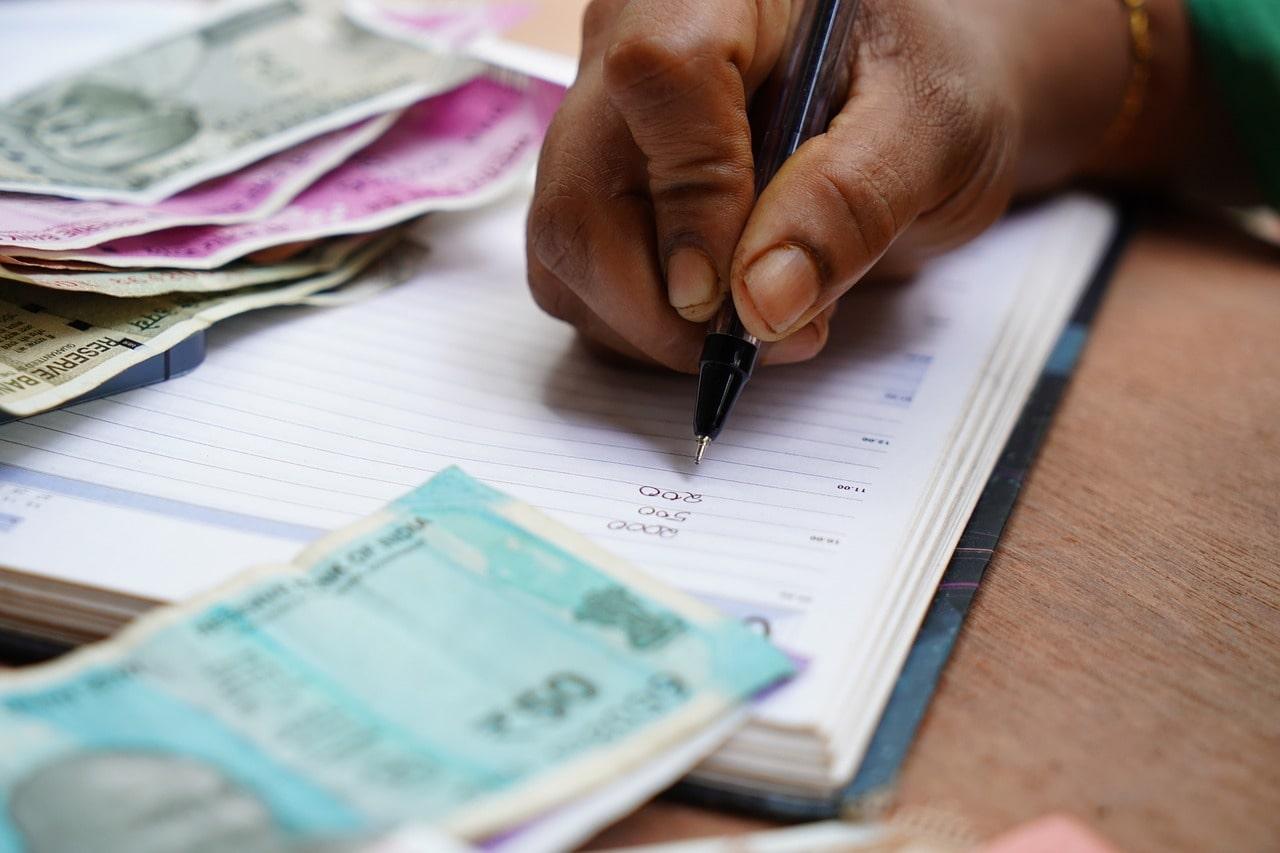 calcul intérêts d'emprunt-