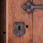 changer la serrure d'une porte d'entrée