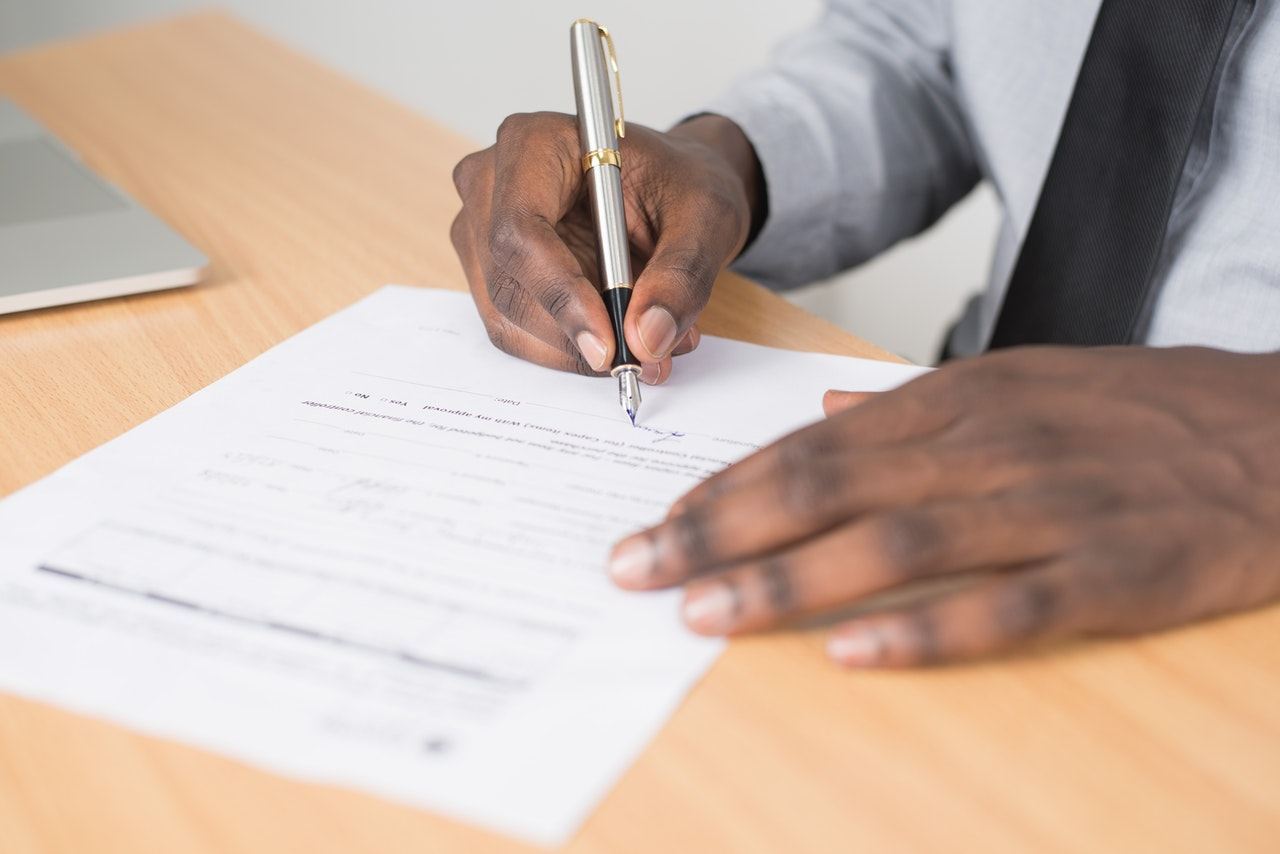 Signature compromis de vente à distance